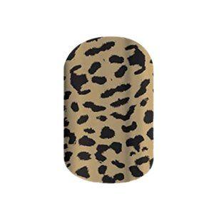 3/$36 🌷 CAT'S MEOW Leopard Nail Wrap - FULL